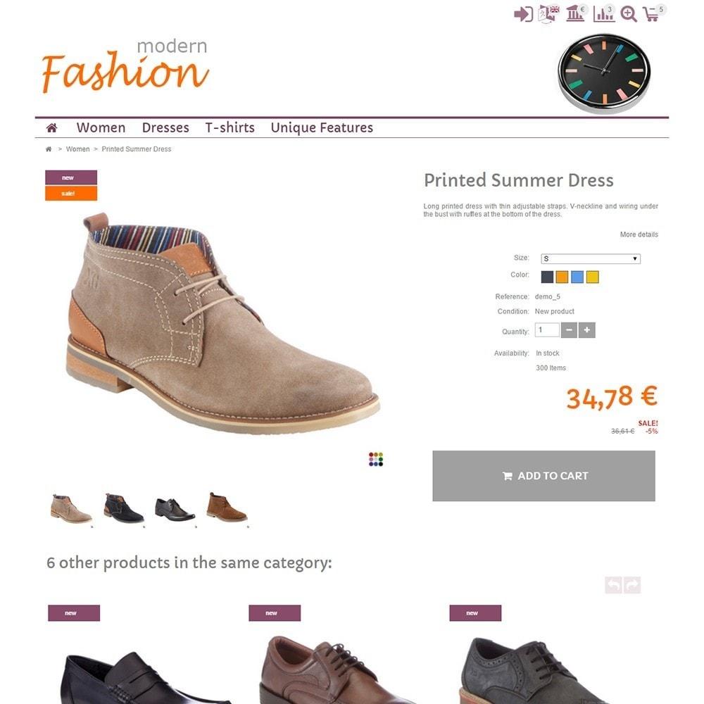 theme - Мода и обувь - Modern Fashion - 4
