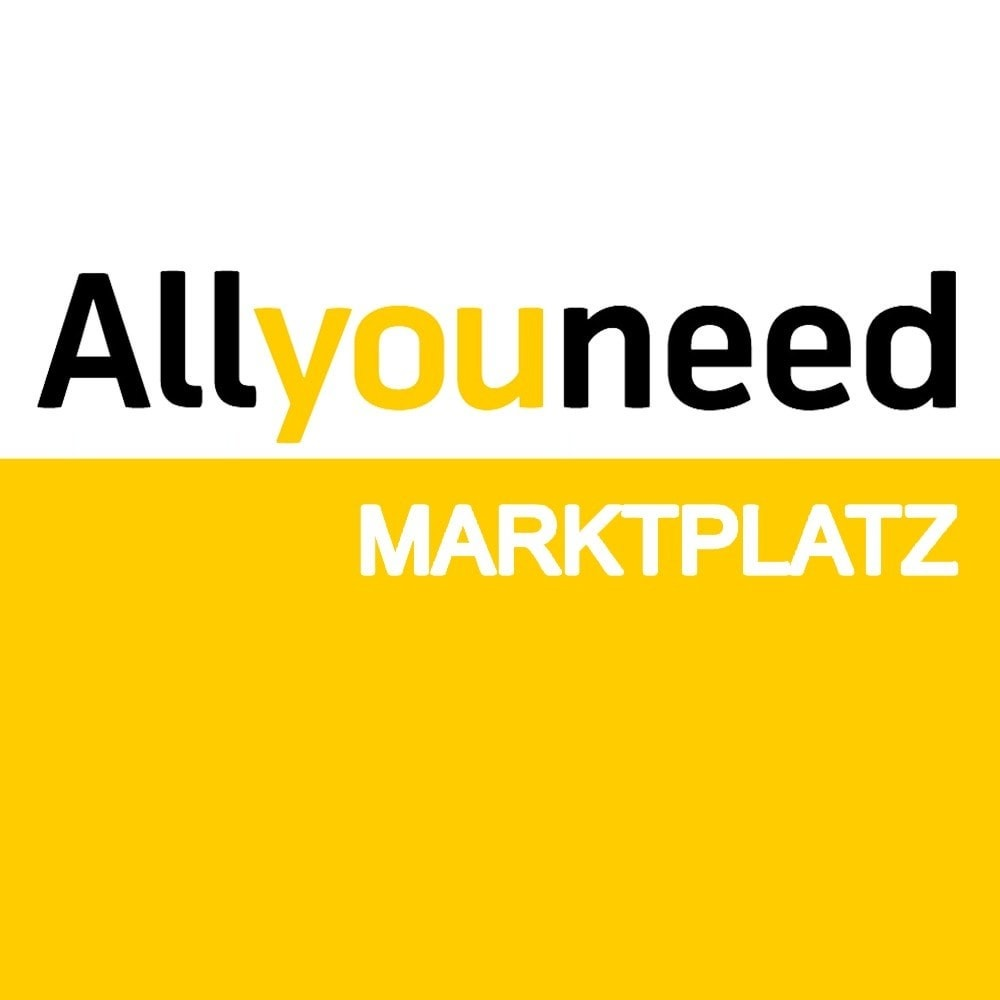 module - Marketplaces - Allyouneed Connector - 1