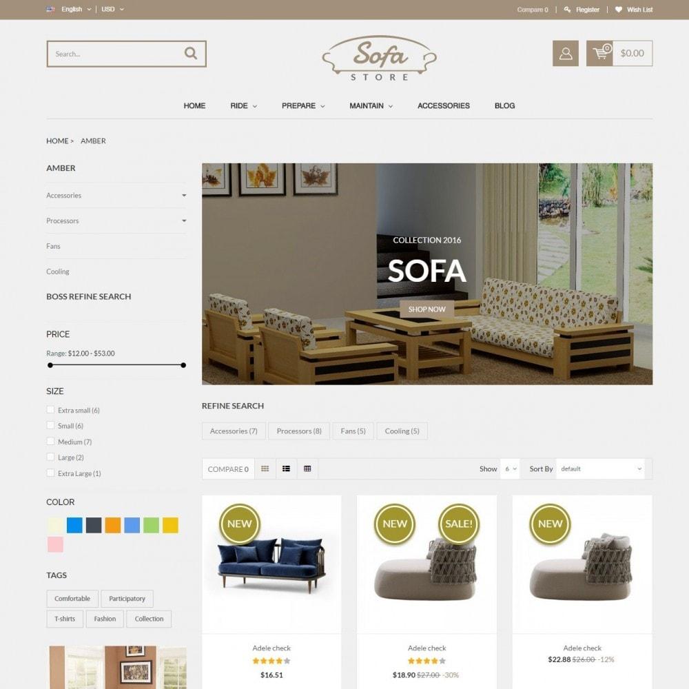 Comeback Home & Garden - SOFA Store
