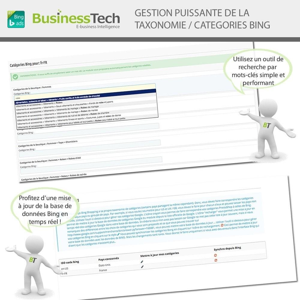 module - Référencement payant (SEA SEM) & Affiliation - Bing Merchant Center pour Bing Product Ads - 8