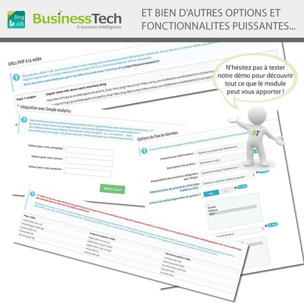 module - Référencement payant (SEA SEM) & Affiliation - Bing Merchant Center pour Bing Product Ads - 9