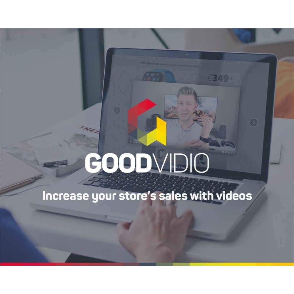 module - Vídeos & Música - Goodvidio Integration - 1