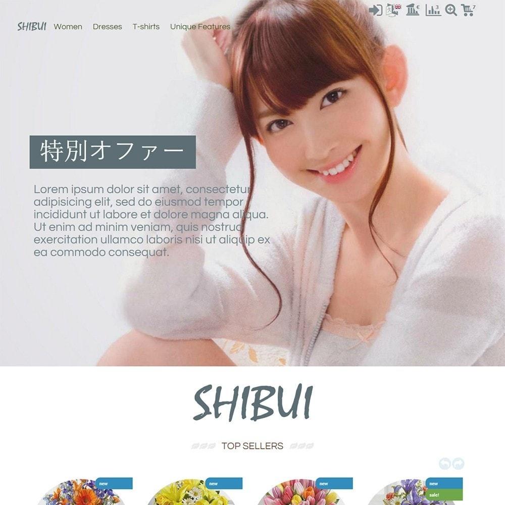 theme - Regalos, Flores y Celebraciones - Shibui - 2