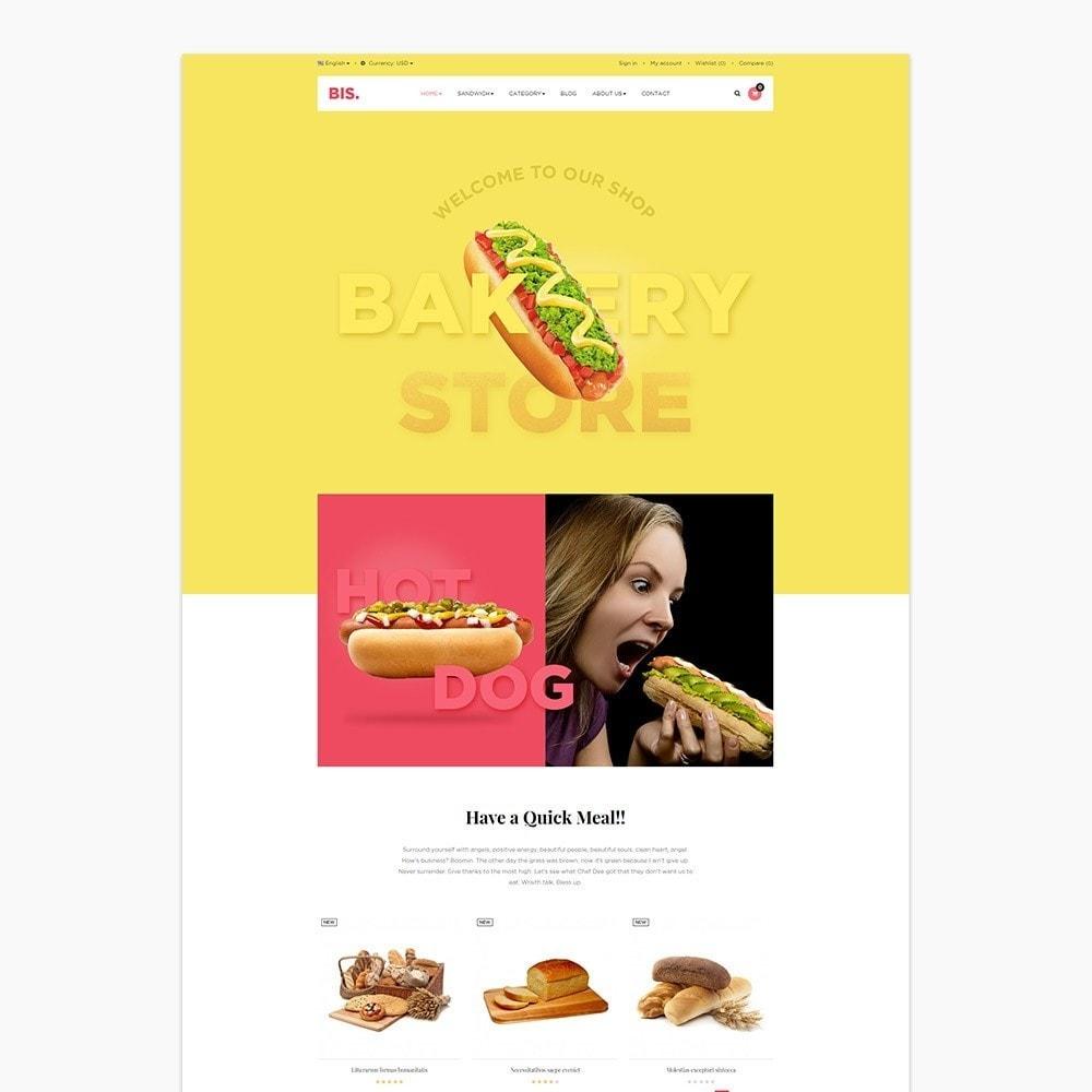 theme - Lebensmittel & Restaurants - Leo Bis - 3