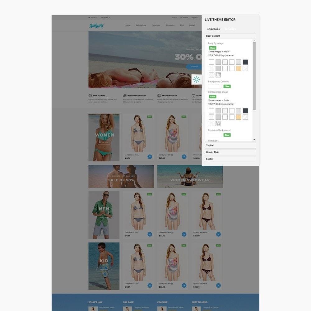theme - Moda & Calzature - Ap Swimwear - 3