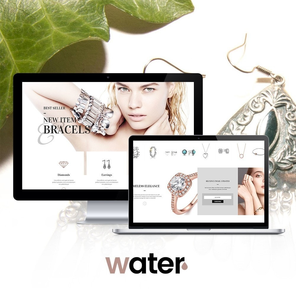 Water Jewelry & Accessories