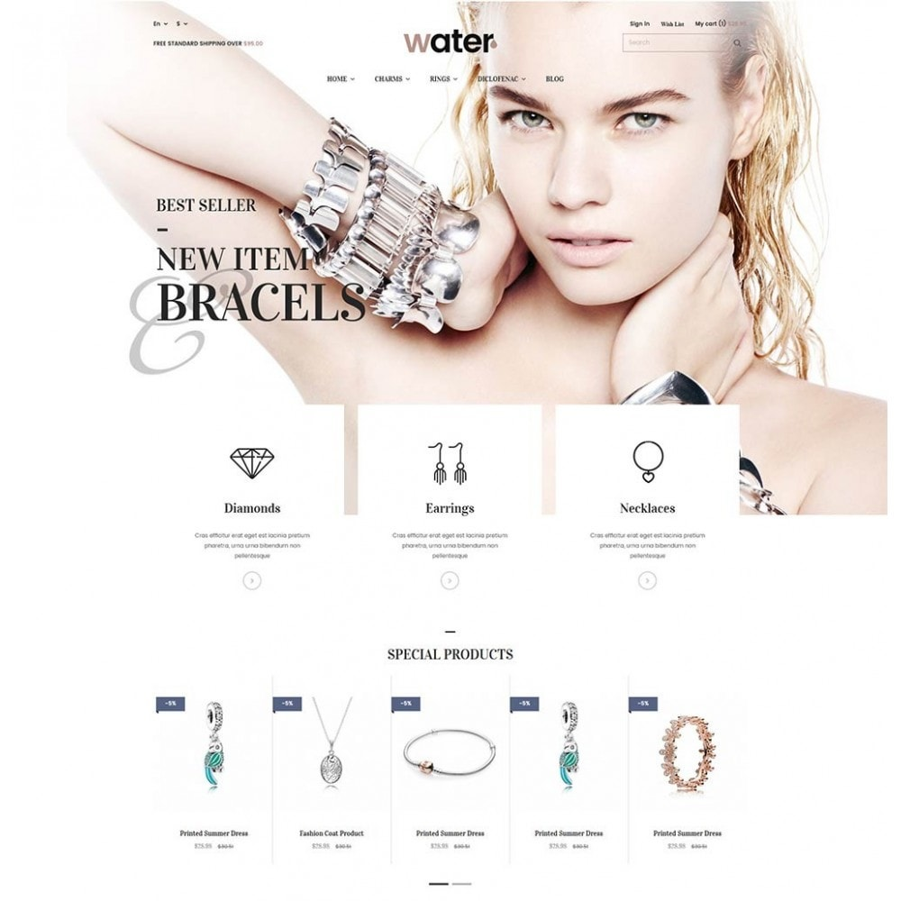 theme - Biżuteria & Akcesoria - Water Jewelry & Accessories - 2
