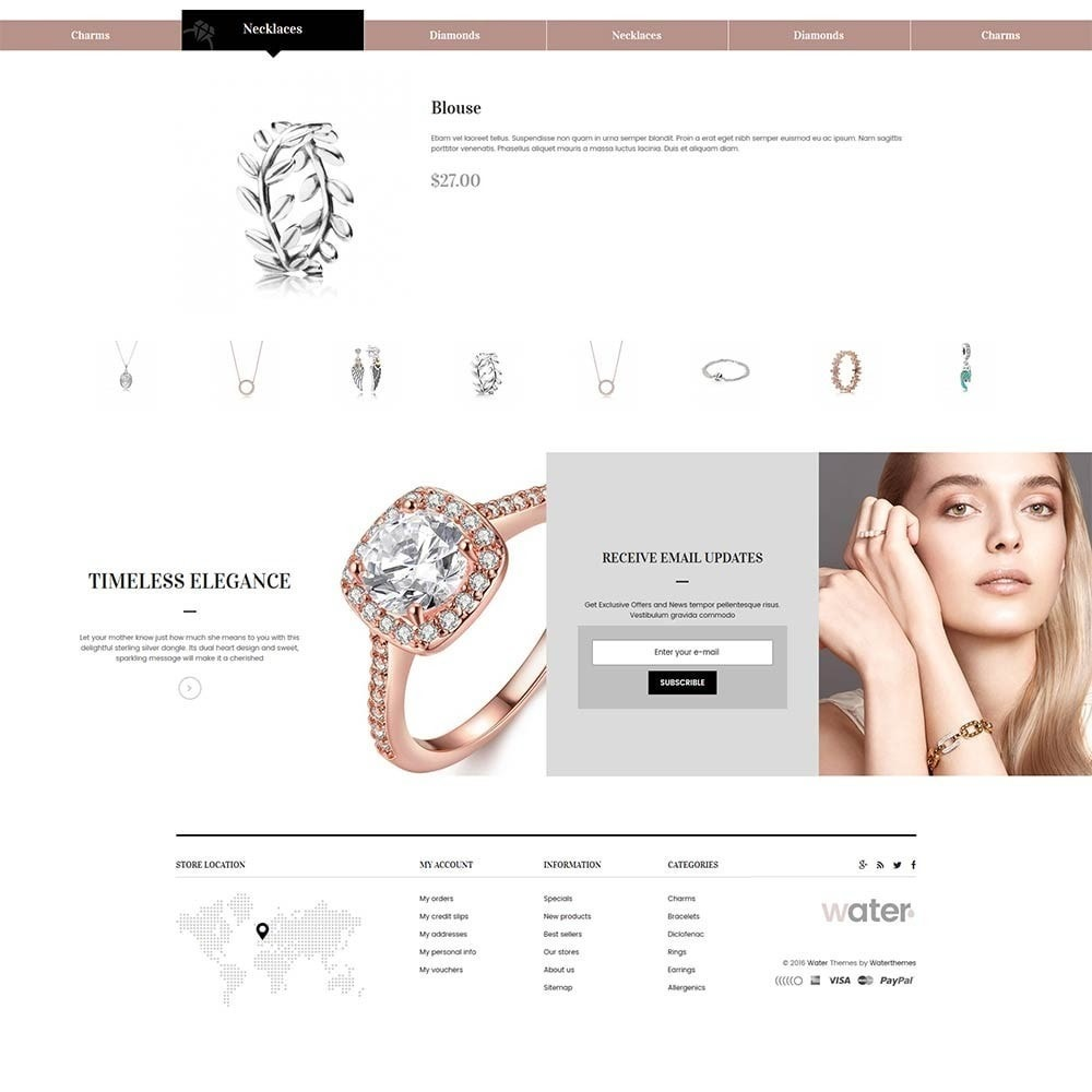 theme - Sieraden & Accessoires - Water Jewelry & Accessories - 4