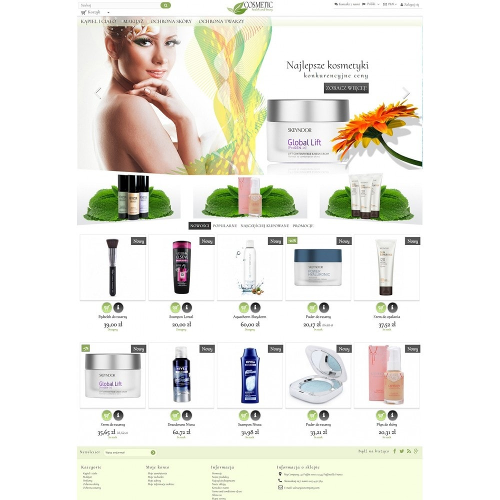 theme - Zdrowie & Uroda - Kosmetyczny - 3