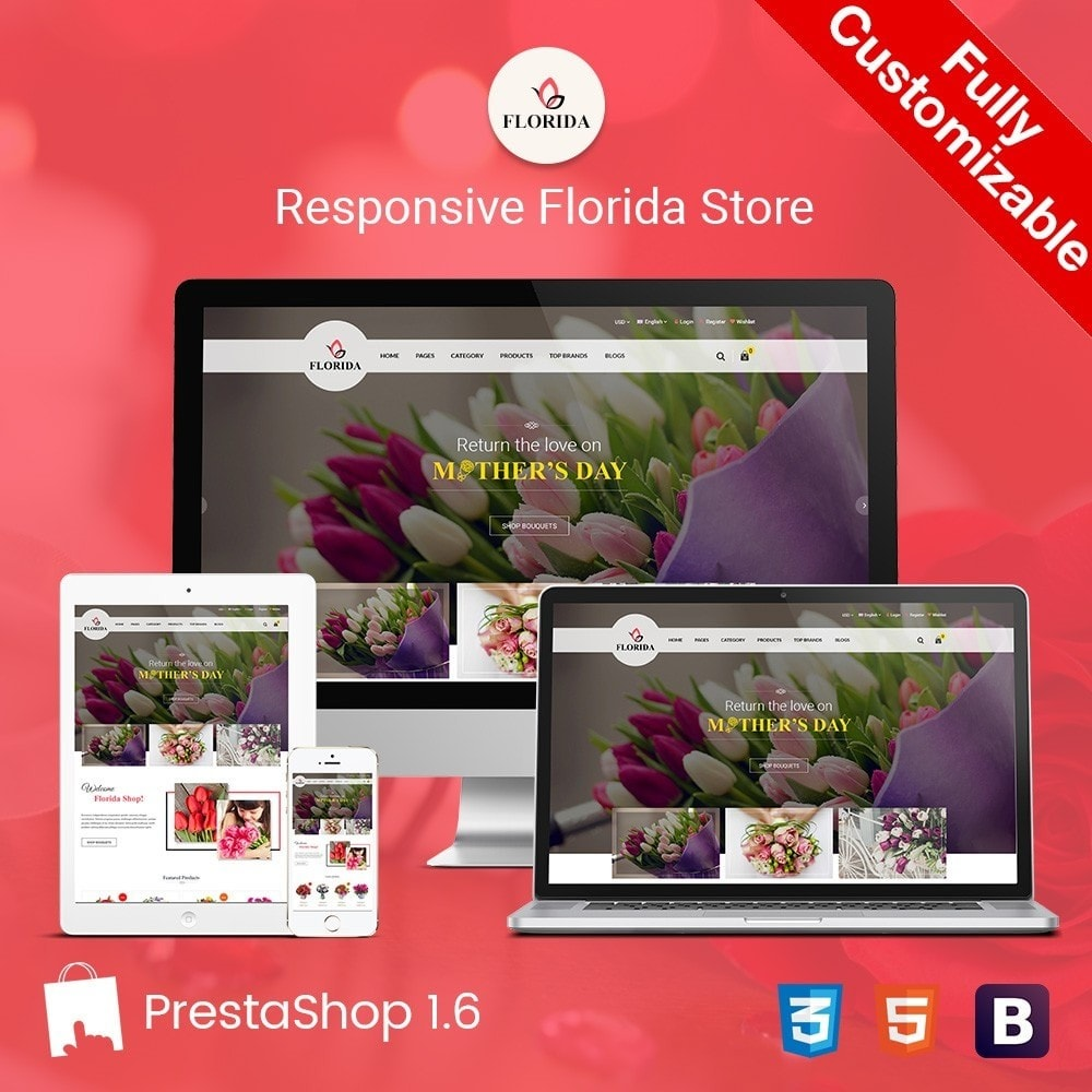 FLORIDA | Flower Shop
