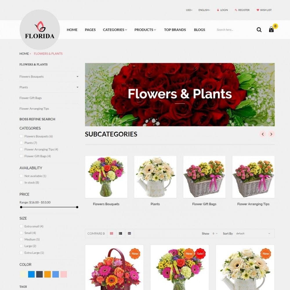 FLORIDA | Flower Shop