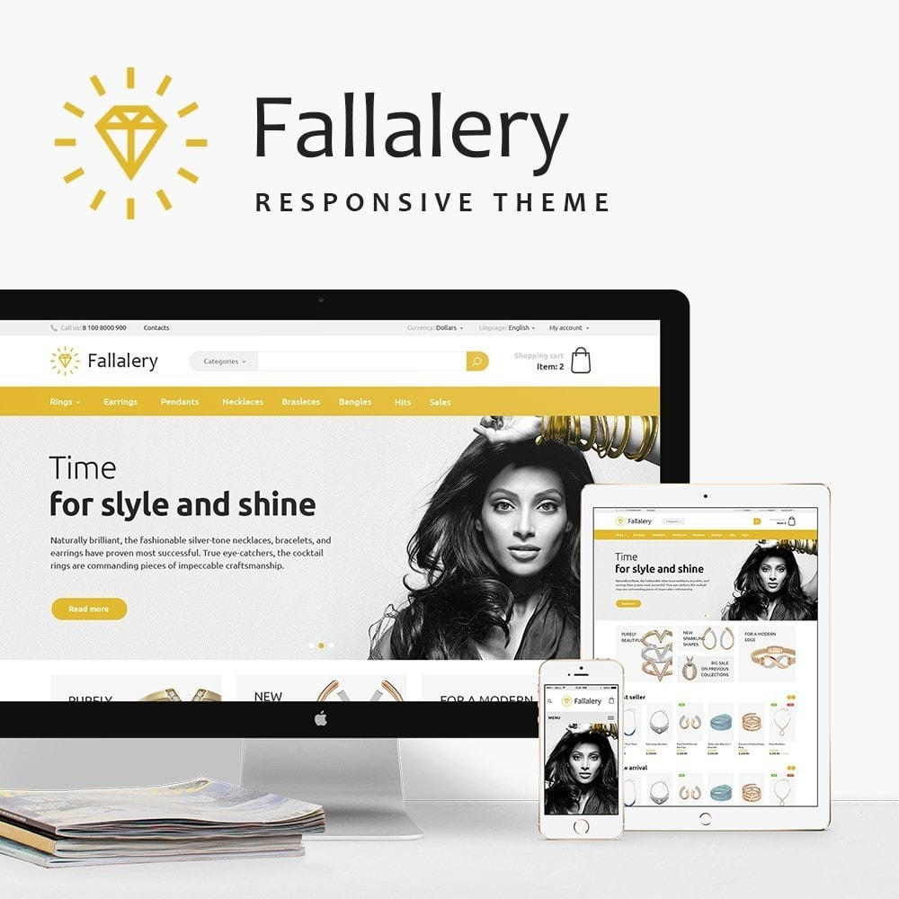 Fallalery Shop