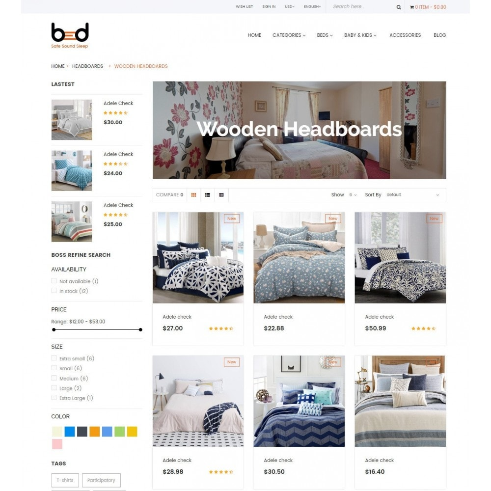 BED |  Sleep Furniture Shop