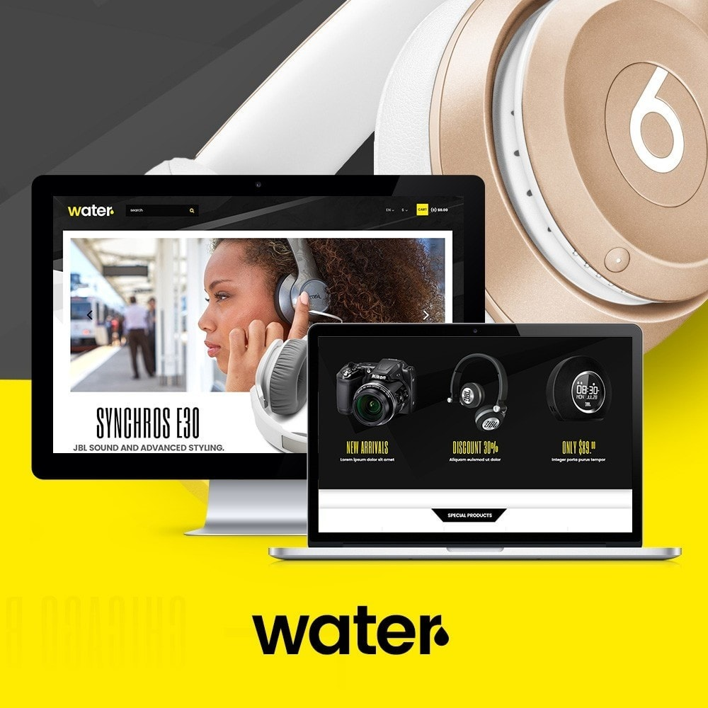 Water Electronic Store