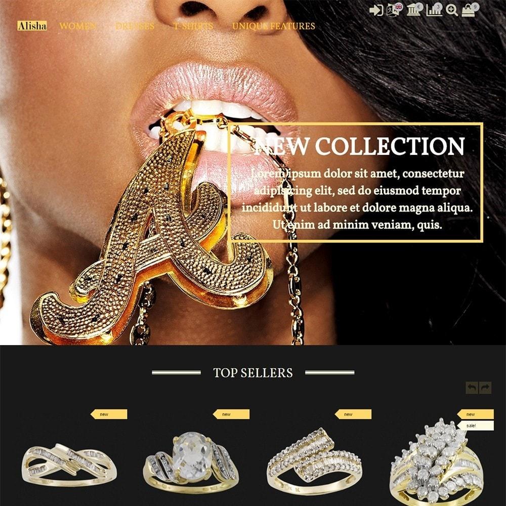 theme - Jewelry & Accessories - Alisha - 2