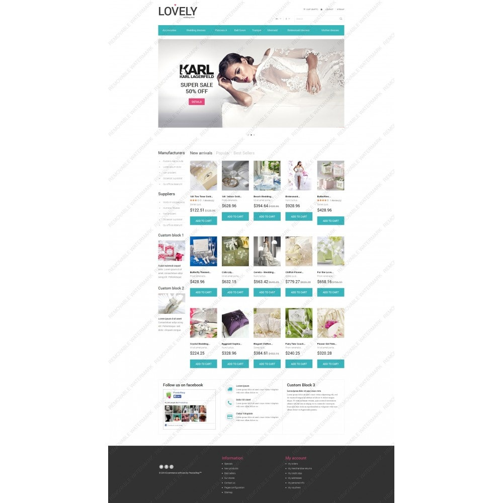 theme - Temas PrestaShop - Lovely - 7