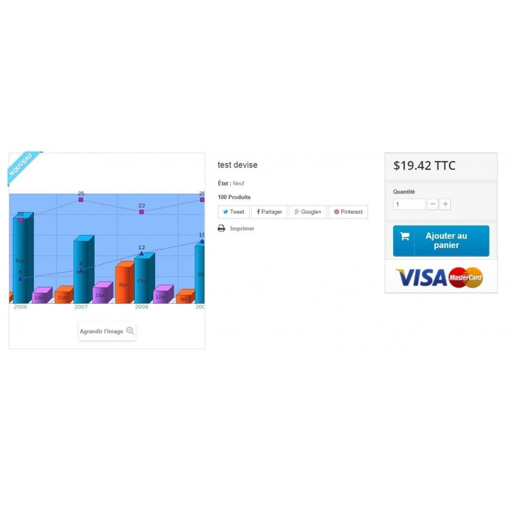 module - Gestion des Prix - Mise à jour taux de change automatique - 3
