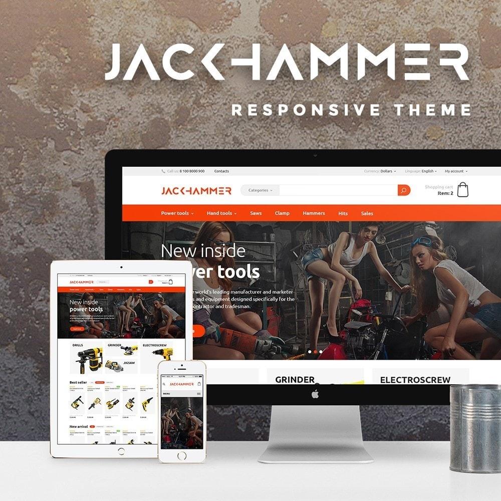 Jackhammer Store