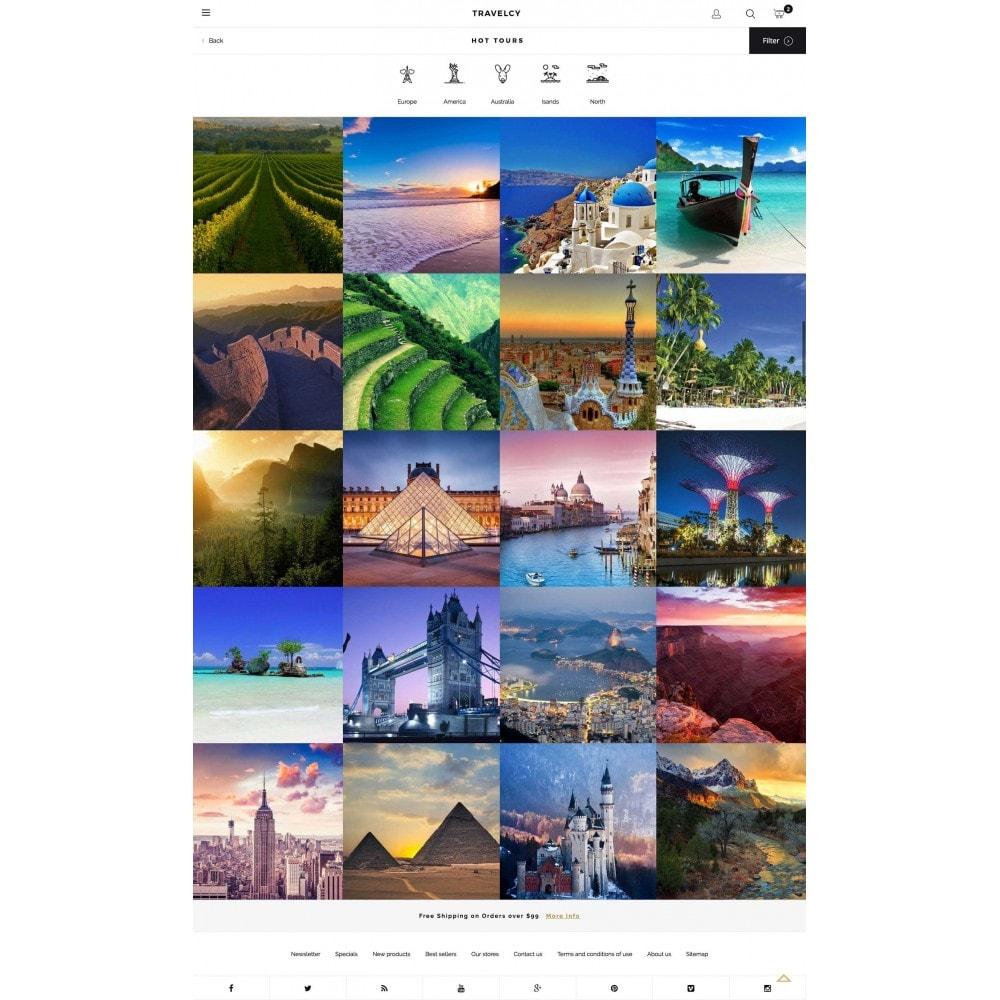 theme - Sport, Aktivitäten & Reise - Travelcy - 3