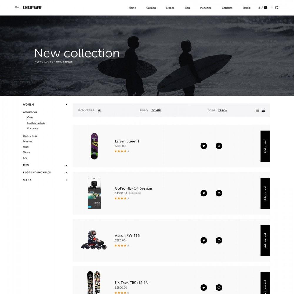 Onewave - Sport store