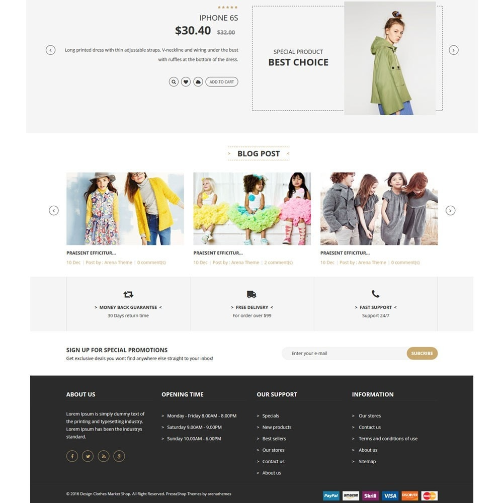 theme - Moda & Calzature - ClothMart Fashion Store - 3
