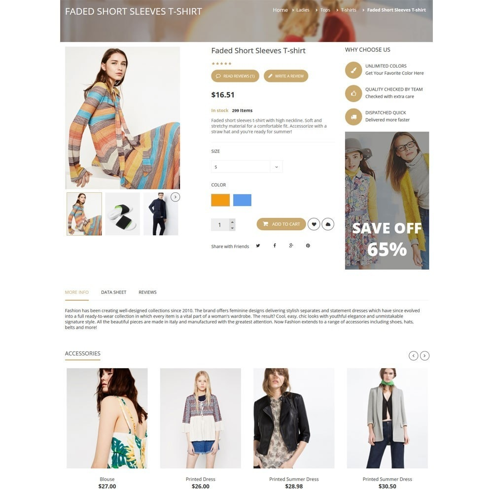 theme - Moda & Calzature - ClothMart Fashion Store - 7