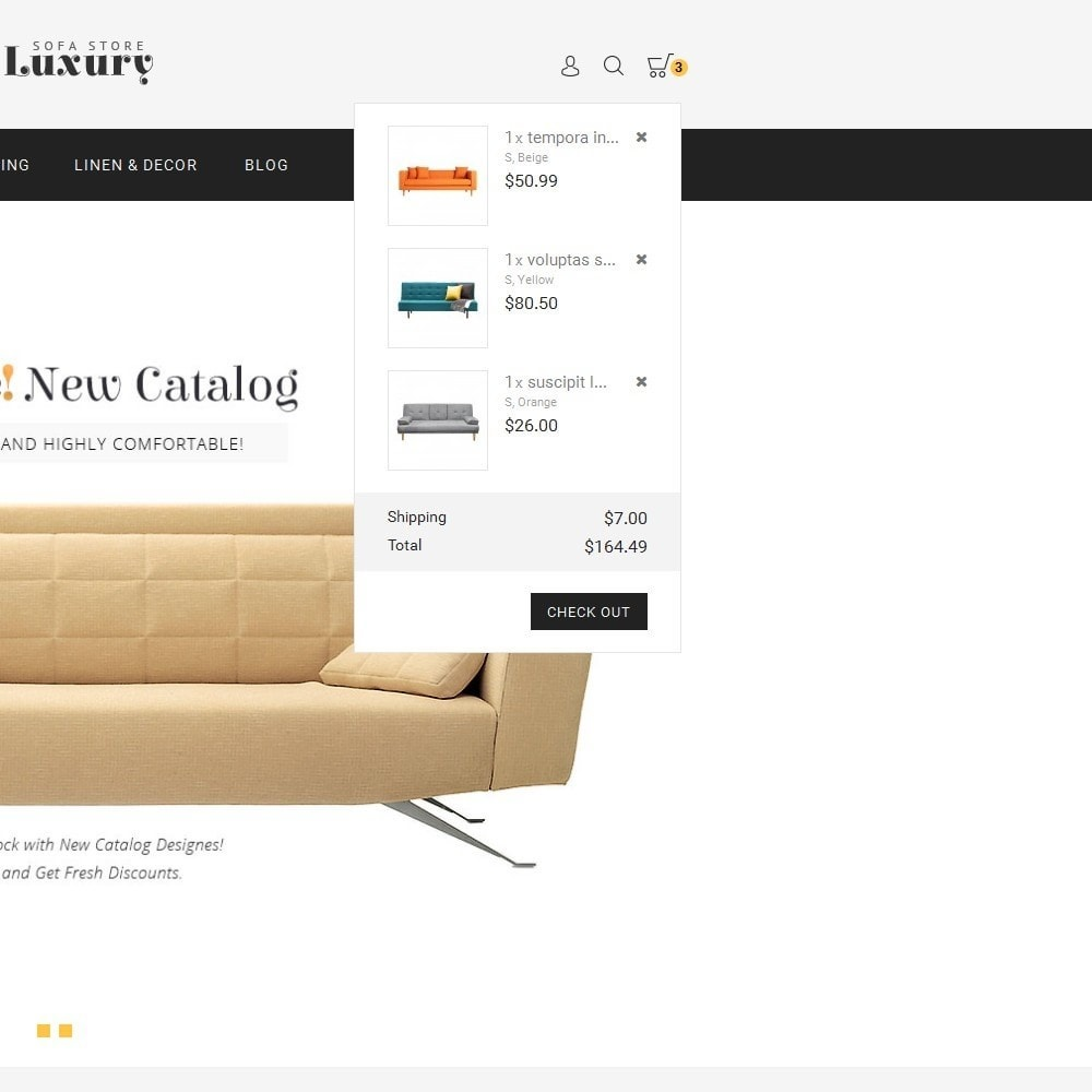 theme - Casa & Jardins - Luxury Sofa Store - 8