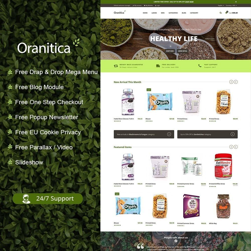 theme - Salud y Belleza - Oranitica Health Store - 1