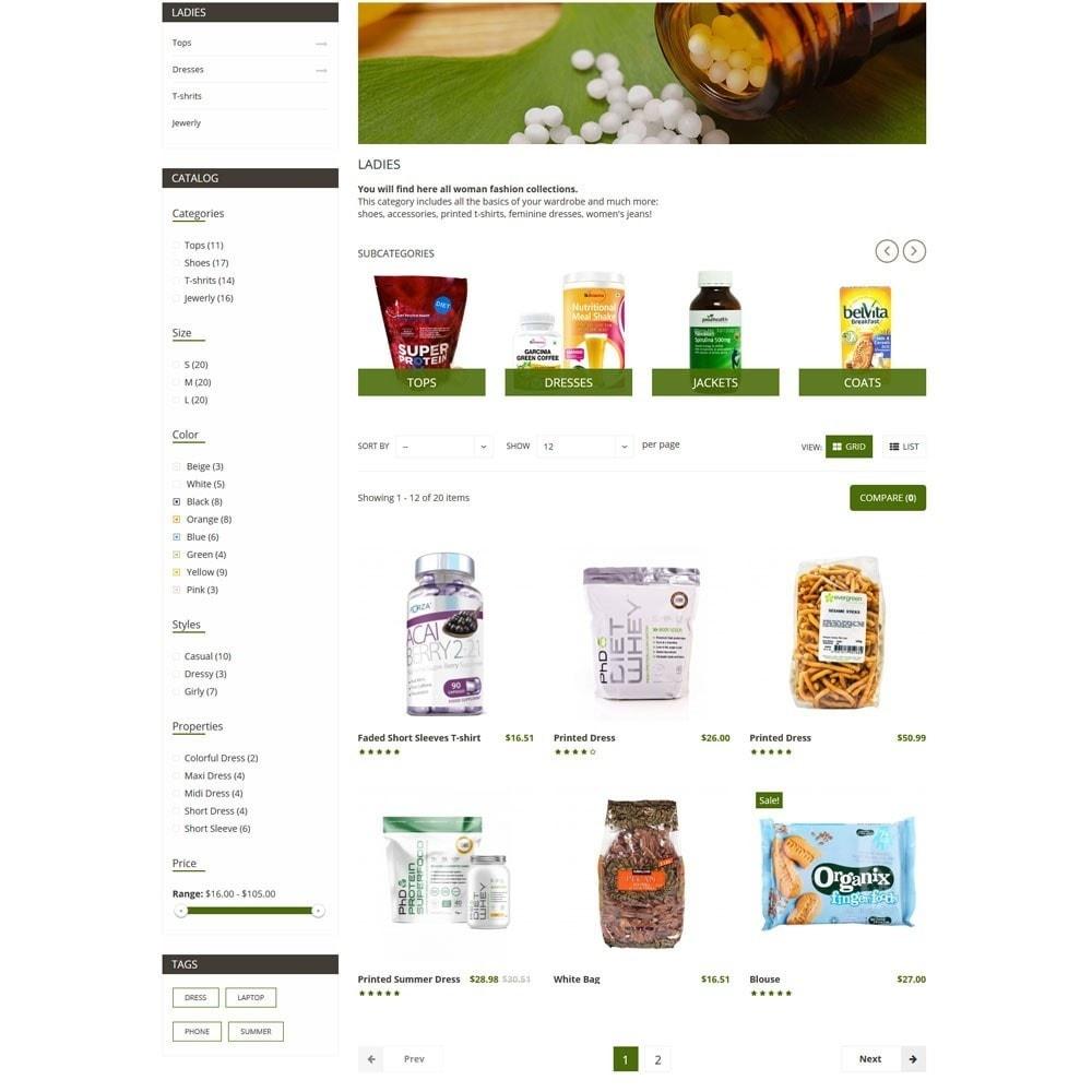 theme - Gezondheid & Schoonheid - Oranitica Health Store - 6
