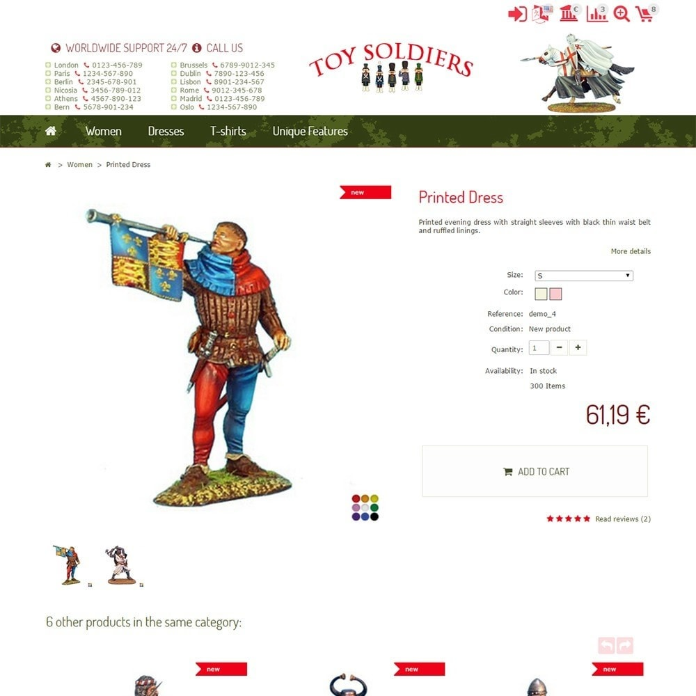 theme - Kids & Toys - Toy Soldiers - 4