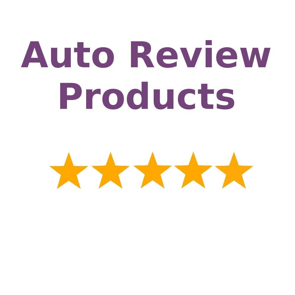 module - Customer Reviews - Auto Review Products - 1