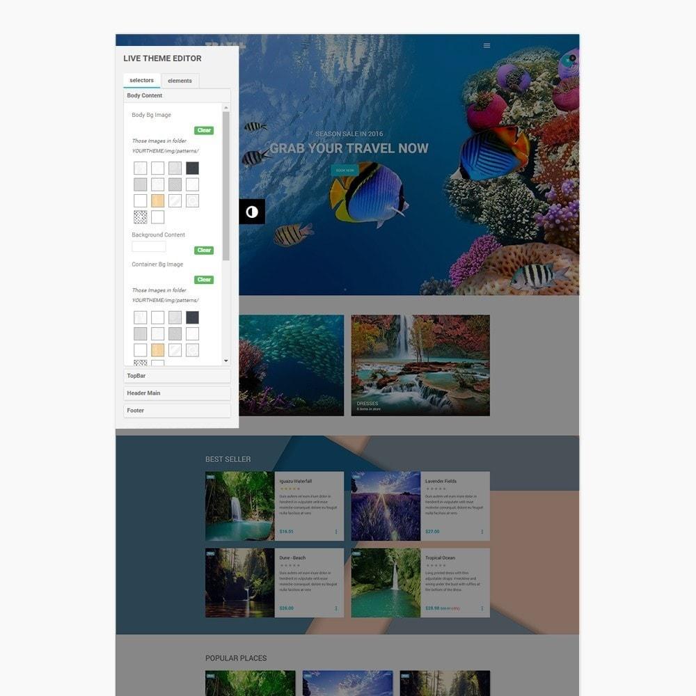 theme - Sport, Aktivitäten & Reise - Leo Travel - 7