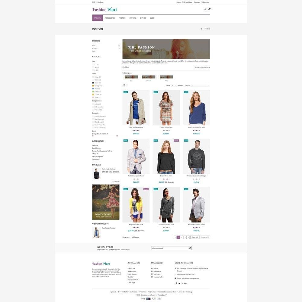 Fashion Mart Store