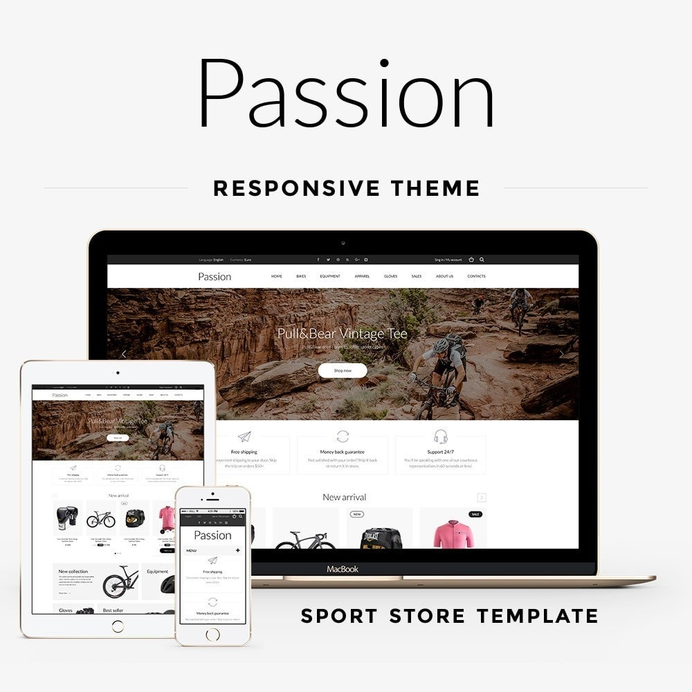 Passion - Sport Store