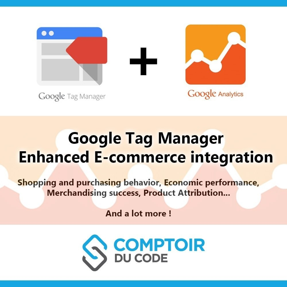 module - Статистика и анализ - Google Tag Manager Enhanced Ecommerce (UA) - PRO - 1