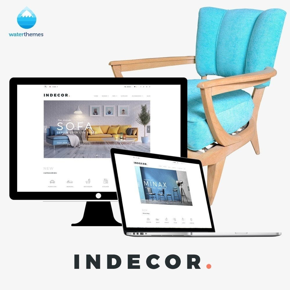 theme - Maison & Jardin - Indecor Furniture - 1