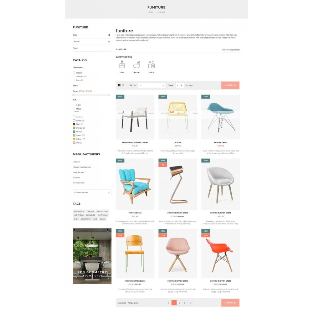 theme - Maison & Jardin - Indecor Furniture - 5