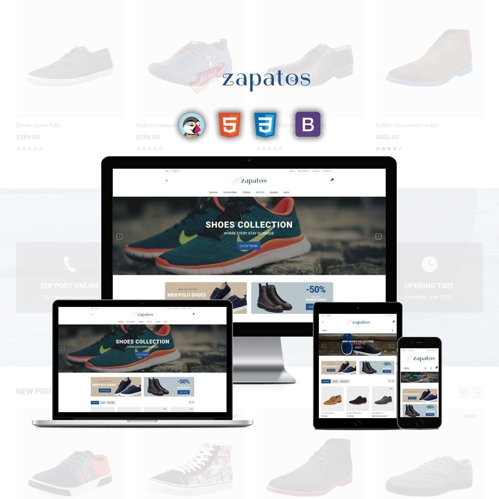 Zapatos Shoes Store