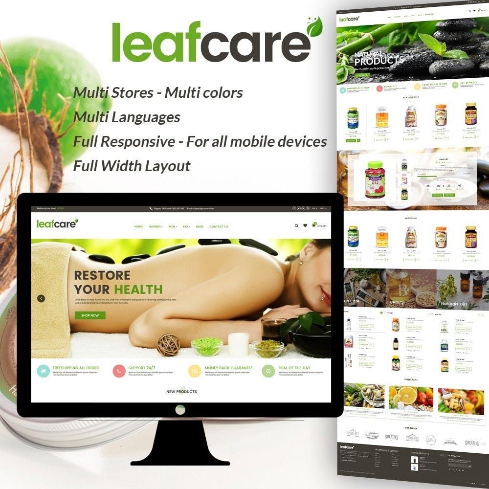 LeafCare - Bio Medical Store