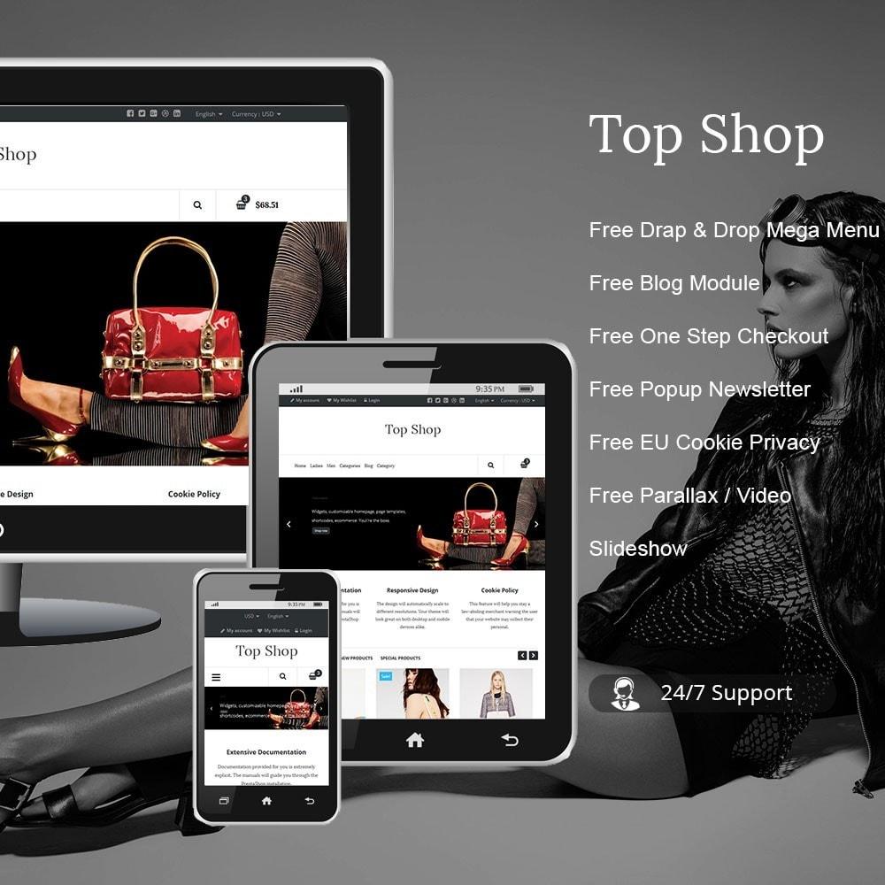 TopShop Fashion Store