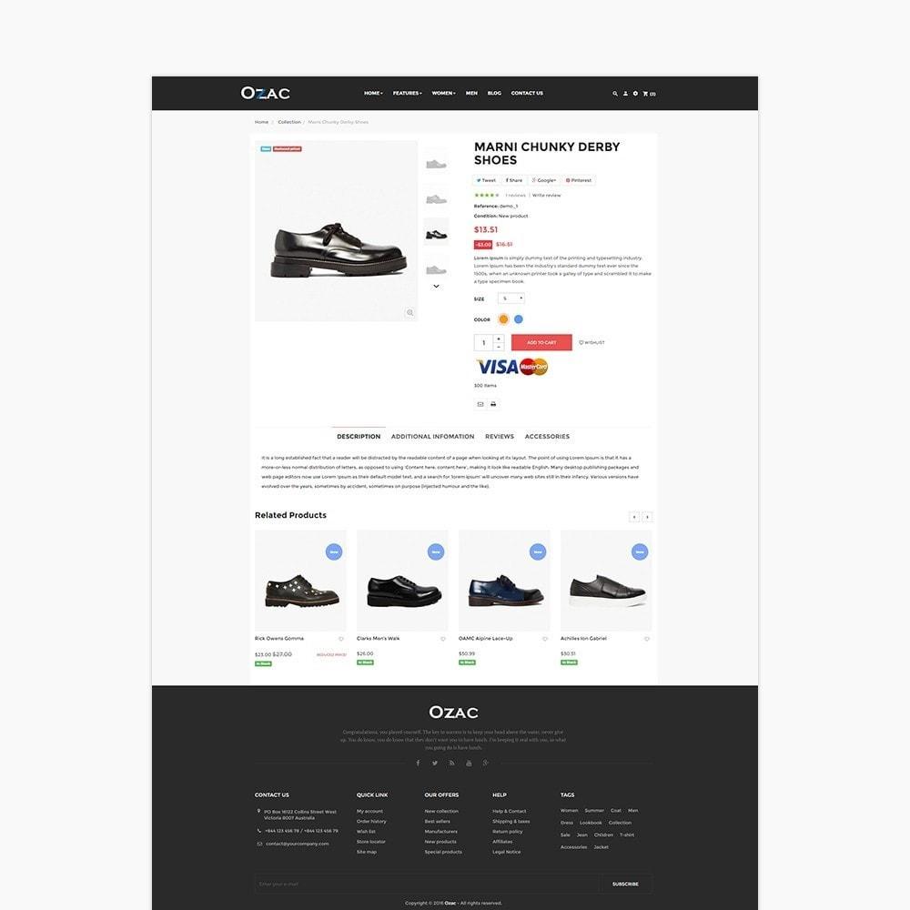 theme - Fashion & Shoes - Leo Ozac - 4