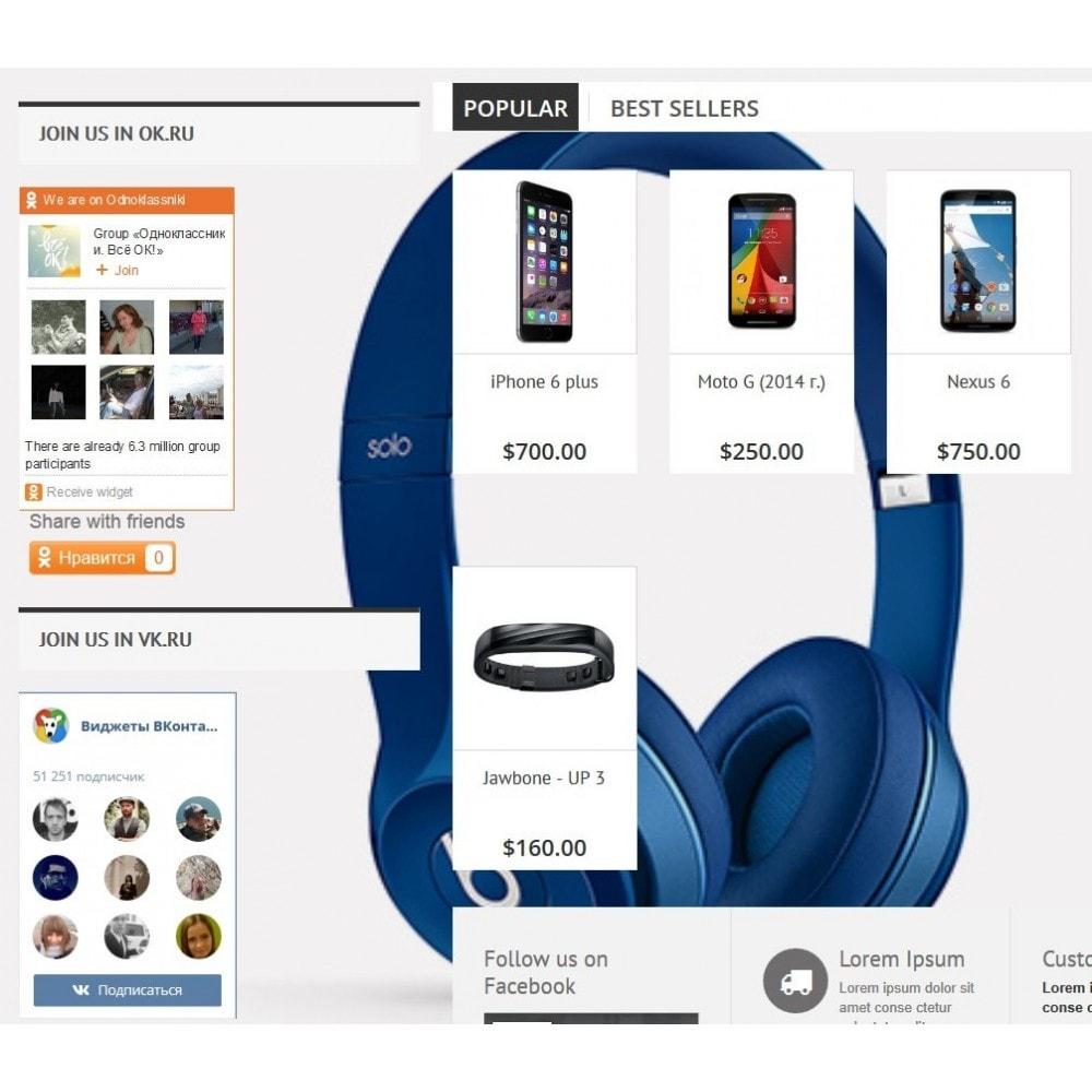 module - Share Buttons & Comments - Odnoklassniki & VKontakte 2-in-1 widget - 3