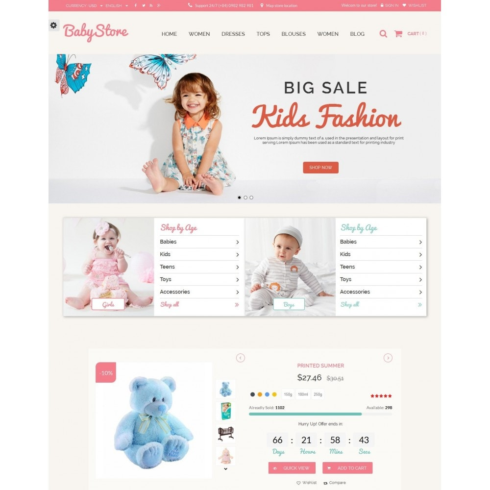 Smart Baby And Kids Store