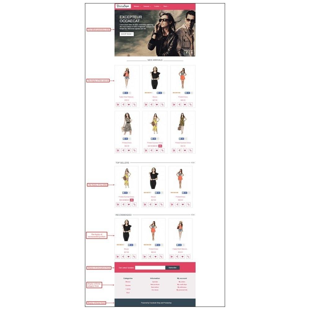 module - Produkten op Facebook & sociale netwerken - Webkul Social promotion of E-store - 25