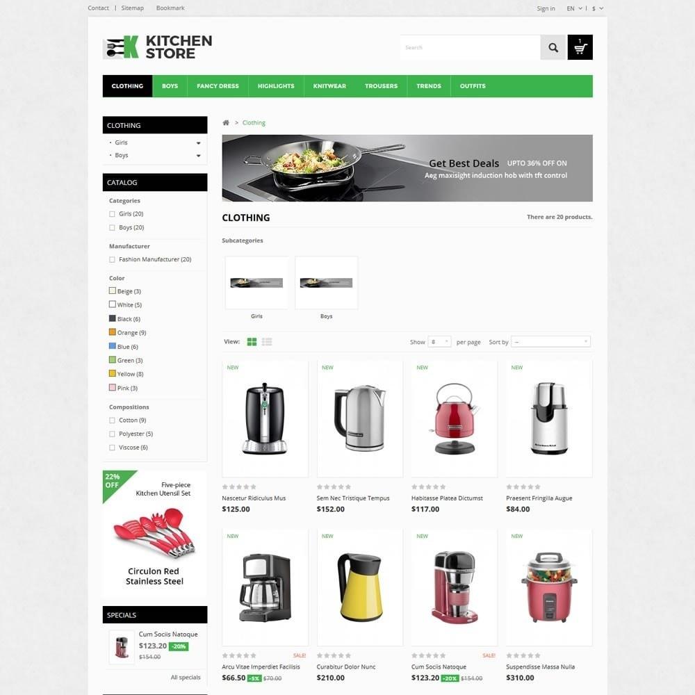 Kitchen & Home Appliances Store