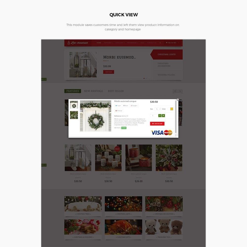 theme - Подарки, Цветы и праздничные товары - Leo Moonsun Christmas - 5