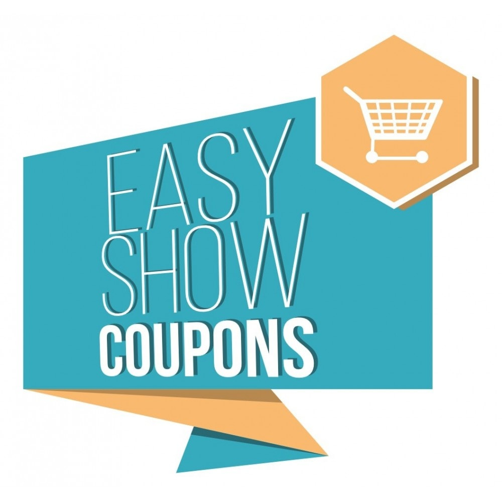 module - Kortingsbonnen - Easy Show Coupons - 1