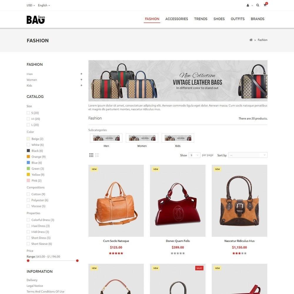 theme - Moda y Calzado - Bag Store - 3