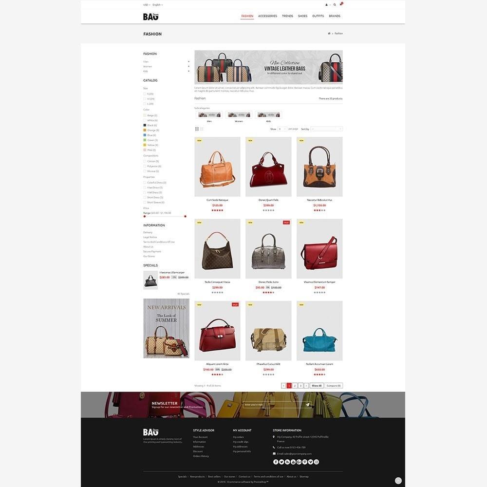 theme - Moda & Calzature - Bag Store - 5
