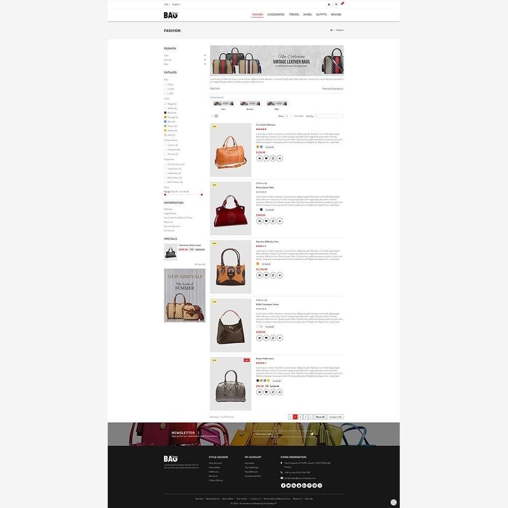 theme - Moda y Calzado - Bag Store - 6